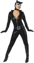Catwoman kostuum voor dames S