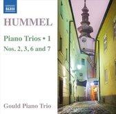 Piano Trios 1: Nos 2, 3, 6 And 7