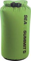 Sea to Summit Lightweight Dry Sack Waterdichte zak - 8L - Groen