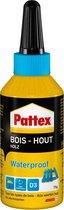 Pattex Houtlijm - Waterproof - 75 g