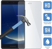 Huawei P Smart - Screenprotector - Tempered glass - Case friendly
