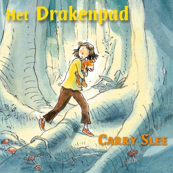 Boek cover Het drakenpad van Carry Slee (Onbekend)