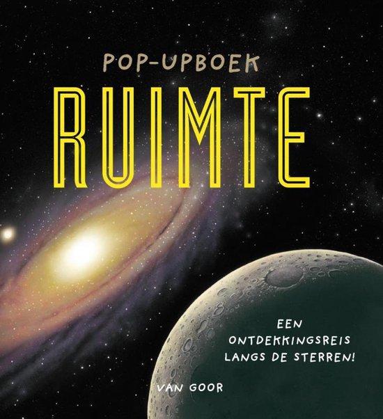 Pop-upboek ruimte - Elizabeth Hawkins   Fthsonline.com