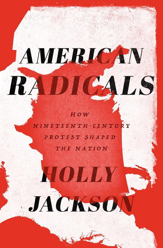 Boek cover American Radicals van Holly Jackson (Onbekend)