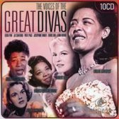 Voices Of The Great Divas (10 CD's)