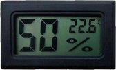 Thermometer en Hygrometer 2 in 1