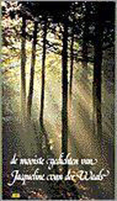 De mooiste gedichten - Jacqueline E. van der Waals  