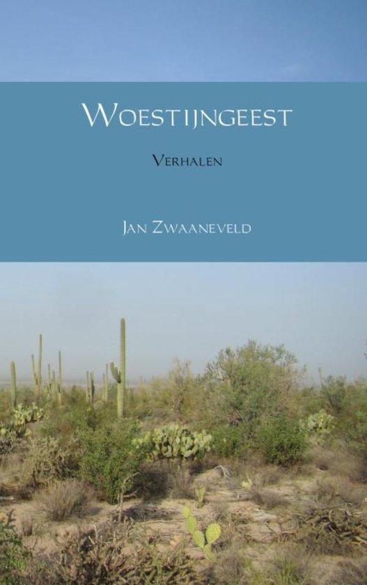 Woestijngeest - Jan Zwaaneveld | Fthsonline.com