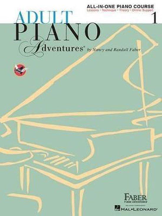 Boek cover Faber Piano Adventures van Nancy Faber (Paperback)