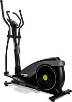 Crosstrainer - VirtuFit iConsole Total Fit - Hartslagfunctie - Ergometer - 24 Programma's - Bluetooth - Cross Trainer Fitness - Zwart