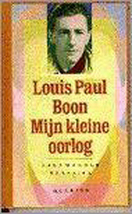 Mijn kleine oorlog - Louis Paul Boon |