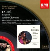 Faure: Requiem - Cluytens et al