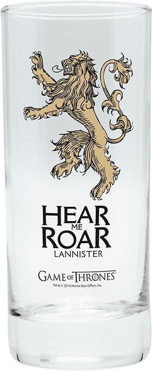 GAME OF THRONES - Glass Lannister - Game of Thrones