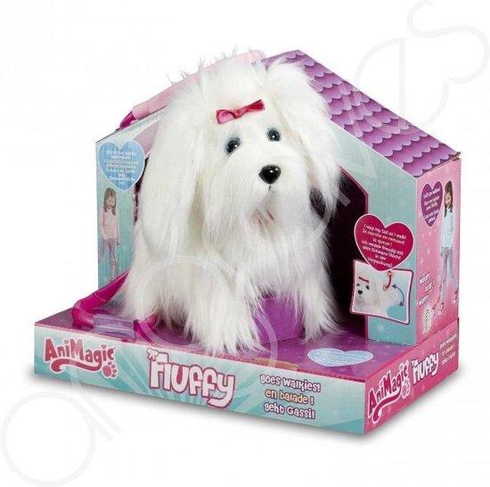 Animagic Fluffy Hond
