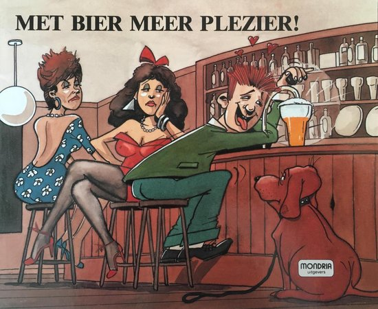 Met bier meer plezier - none |