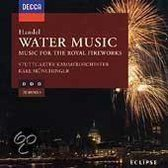 Water Music, Music for the royal Fireworks