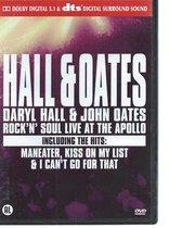 HALL & OATES LIVE at the APOLLO