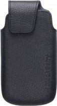 BlackBerry Lederen Case voor de BlackBerry Torch 9860/9850 - Zwart