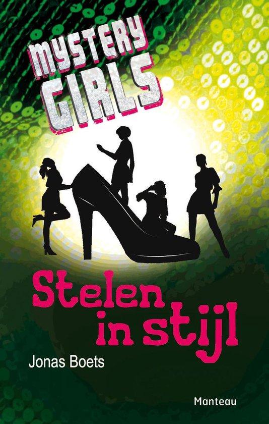 Mystery girls / 2 Stelen in stijl - Jonas Boets |