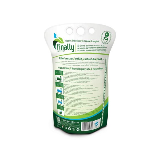 Solbio Original - biologische toiletvloeistof