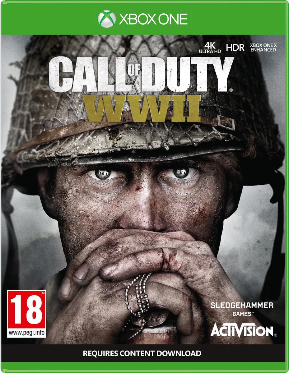 Call Of Duty: WWII - Xbox One - Activision