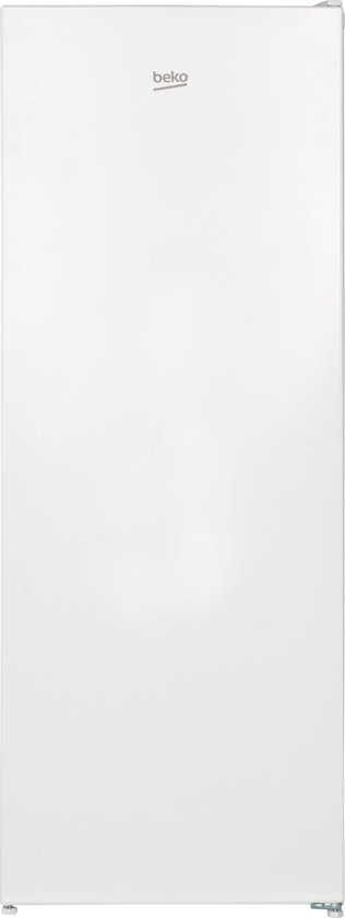 Koelkast: Beko RSSE265K20W - Kastmodel koelkast, van het merk Beko