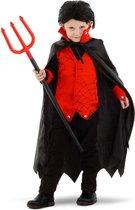 Dracula Kostuum Jongen  Maat 98/116 - 3-5 jaar - Carnavalskleding