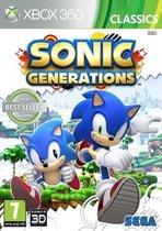 SEGA Sonic Generations Classics, Xbox 360 video-game