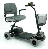 Opvouwbare scootmobiel Shoprider TE-SL7-4
