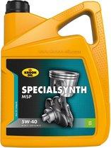Kroon-Oil SpecialSynth MSP 5w40 - Motorolie - 5L