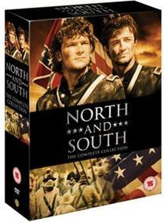 North And South Complete [dvd] - Movie -