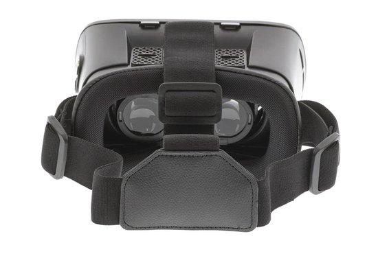 K\xf6nig CSVR100 Virtual Reality-Bril Zwart