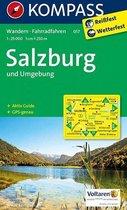 Kompass WK017 Salzburg und Umgebung