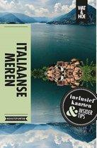 Boek cover Wat & Hoe reisgids - Italiaanse meren van Wat & Hoe Hoogtepunten