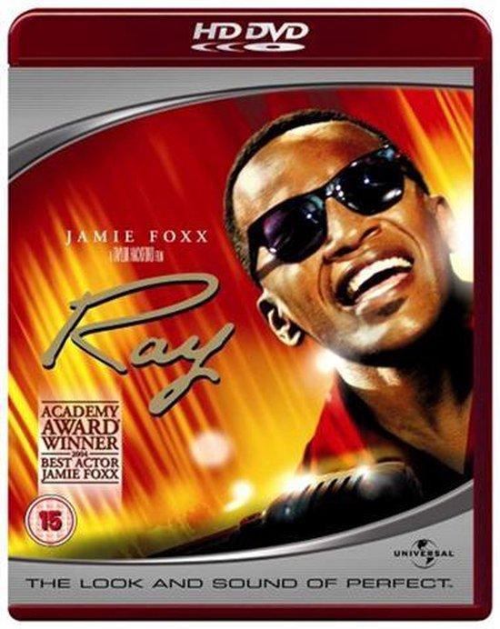 Cover van de film 'Ray'