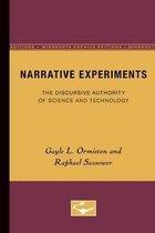 Narrative Experiments