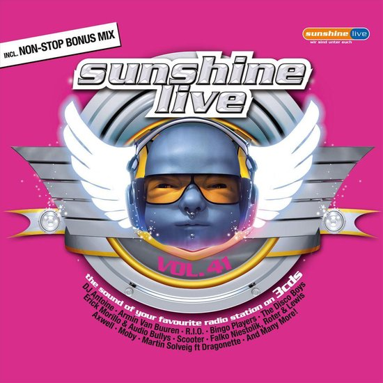 Sunshine Live Vol. 41