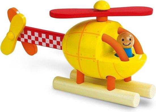 Afbeelding van Janod Magneet Set Helicopter speelgoed