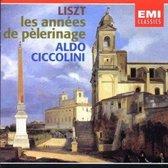 Liszt: Les Annees De Pelerinage (2 cd's)