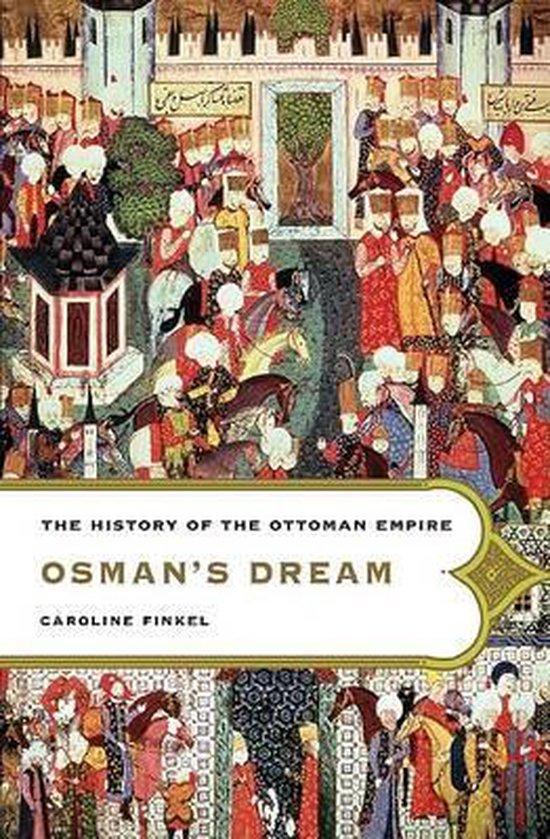 Boek cover Osmans Dream van Caroline Finkel (Paperback)
