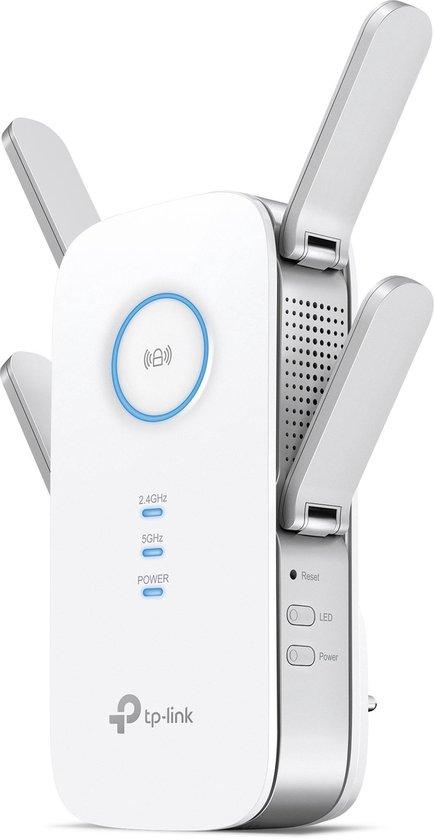 TP-Link RE650 - wifi versterker - 2600 Mbps