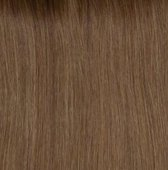 Bighair Clip-in Extension Middenbruin 6# 8 banen - 50cm - 100gram