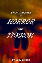 Omslag Short Stories of Horror and Terror