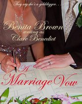 Omslag A Marriage Vow