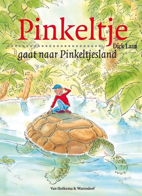 Pinkeltje 8 - Pinkeltje gaat naar Pinkeltjesland - Suzanne Braam |