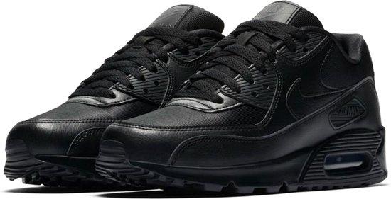 Nike Air Max 90 Sneakers - Maat 40 - Unisex - zwart