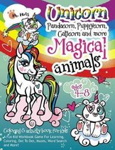 Unicorn, Pandacorn, Puppycorn, Caticorn and More Magical Animals