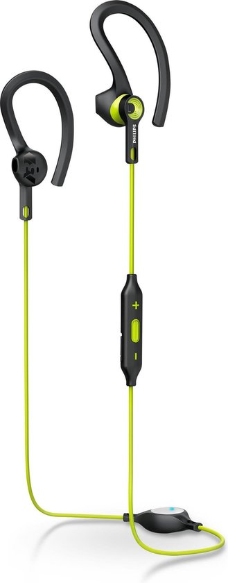 Philips SHQ7900 - Bluetooth sportoordopjes - Groen