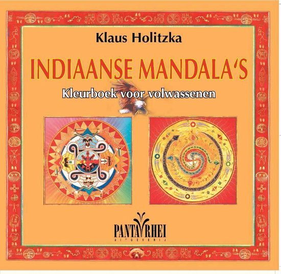 Indiaanse mandala's - Klaus Holitzka |