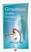 Boek cover Ondine - Intermezzo van Jean Giraudoux